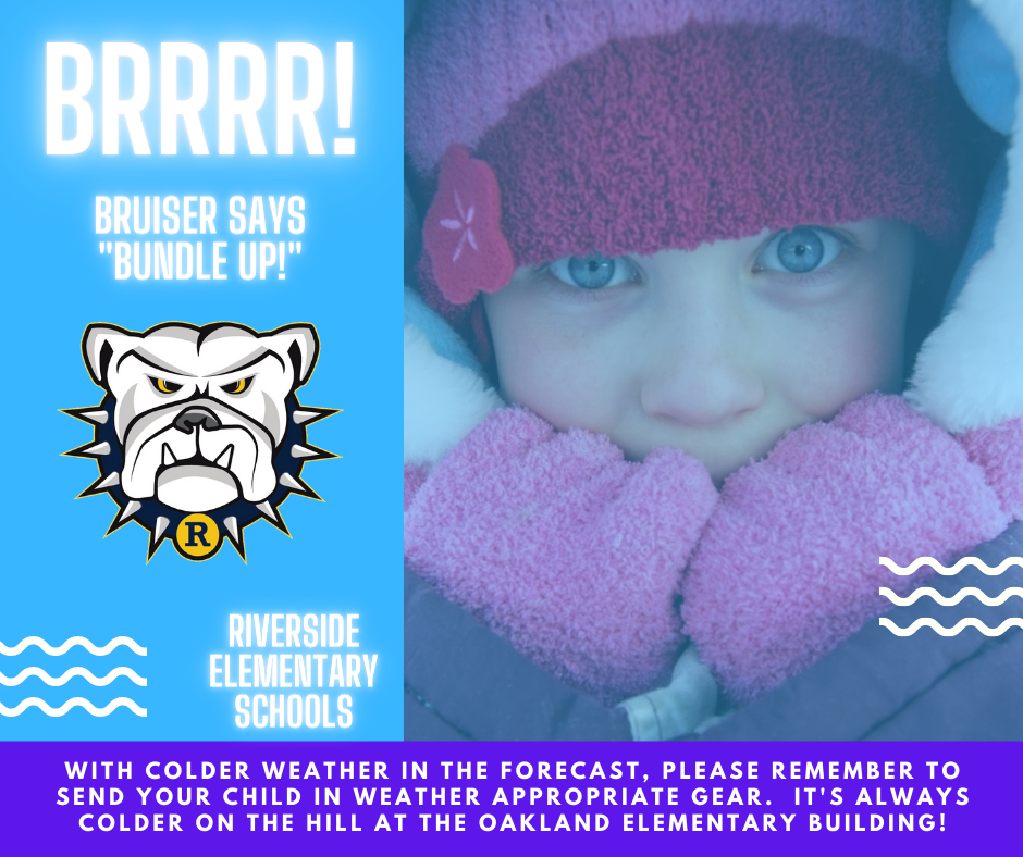 Brrrr!! Bundle Up!!