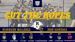 Riverside Fall 2020 Football Schedule Update
